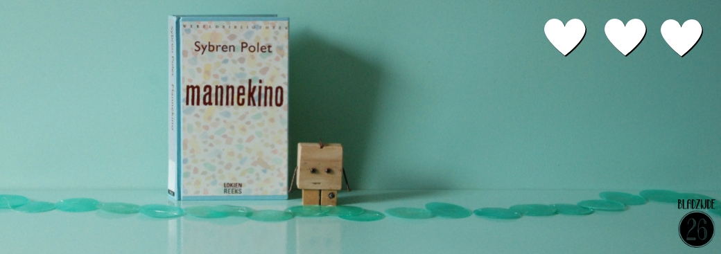Mannekino | Sybren Polet | Bladzijde26.nl