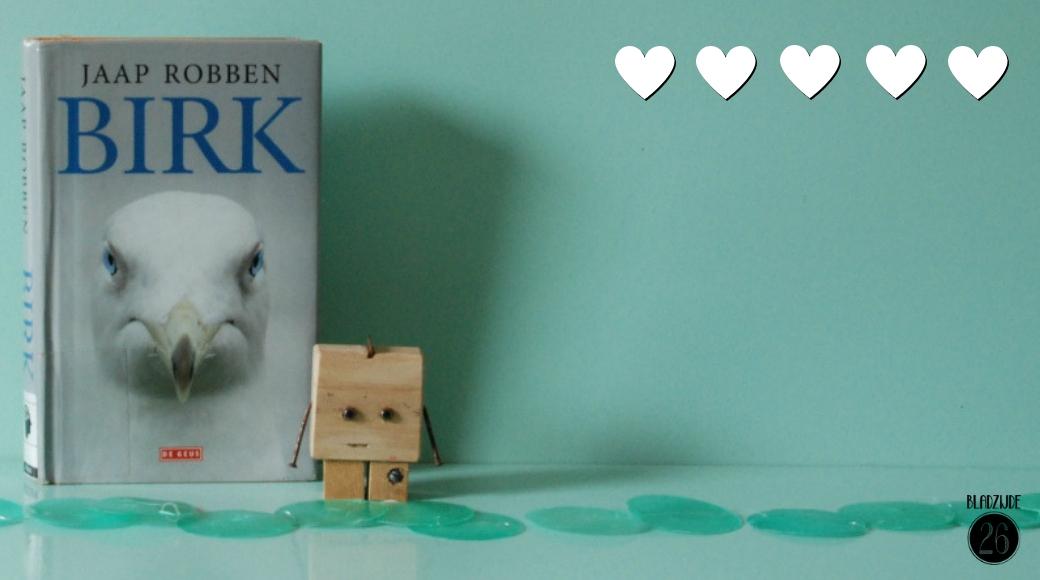 Birk | Jaap Robben | Bladzijde26.nl