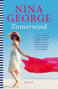 Zomerwind | Nina George | Bladzijde26.nl