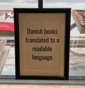 Deense boeken vertaal in een leesbare taal | Bladzijde26.nl