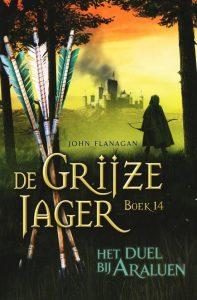 De Grijze Jager 14 | Het duel van Araluen | John Flanagan | Bladzijde26.nl