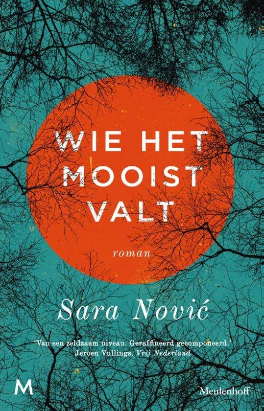 Wie het mooist valt | Sara Nović | Bladzijde26.nl