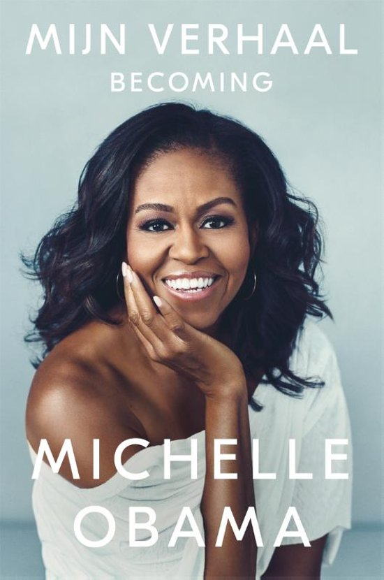 Becoming (Mijn verhaal) | Michelle Obama | Bladzijde26.nl