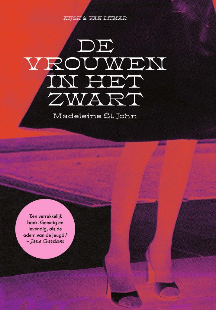 De vrouwen in het zwart | Madeleine St John | Bladzijde26.nl