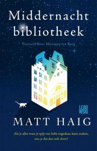 Middernachtbibliotheek | Matt Haig | Cover