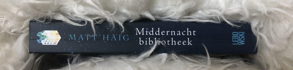 Middernachtbibliotheek | Matt Haig