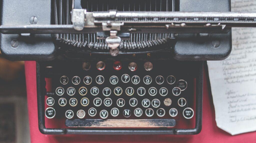 5x lievelingsschrijver / Foto door Dominika Roseclay via Pexels