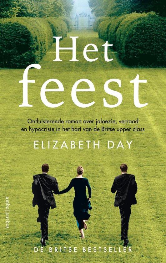 Het feest | Elizabeth Day | Cover